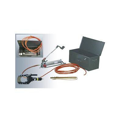 HAUPA hidraulikus biztonsági /FAM/ vágókészlet, 120 Ø