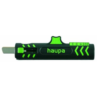 HAUPA Szuper kábelcsupaszító 0,2 - 4 mm2 | 200043