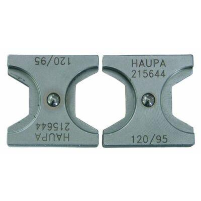 HAUPA Présbetét, standard hatszög, 10/16 mm2 | 215641