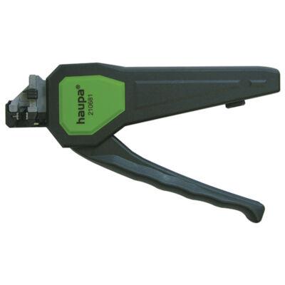 Haupa automatikus kábelcsupaszító fogó HAUPA-Special, 0.5 - 6 mm2, 170 mm