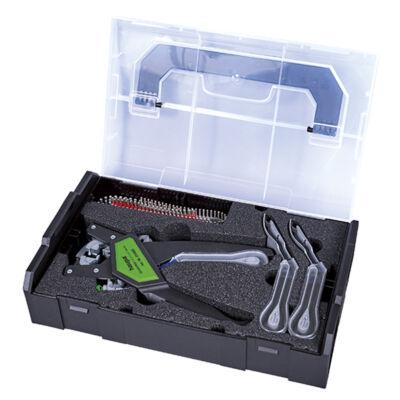 Haupa Quadro komplett készlet kofferben, 170 mm, 0,5 - 2,5 mm2