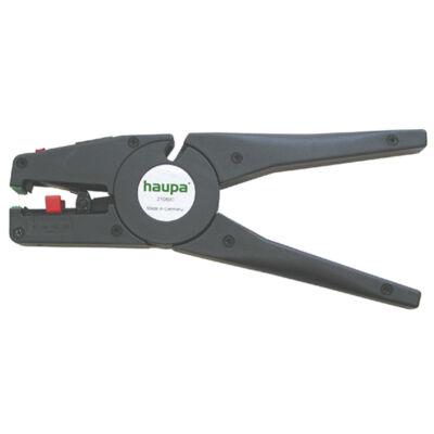 HAUPA Kábelcsupaszító fogó 0,03-6 mm2 | 210690