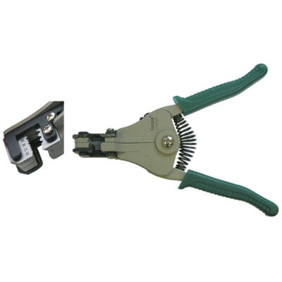 Haupa automatikus kábelcsupaszító fogó, 1 - 4 mm2, 165 mm