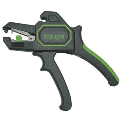 HAUPA Automatikus kábelcsupaszító fogó, 0,2-6 mm2 | 210696