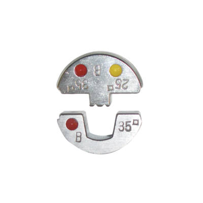 Haupa présbetét, 6 mm2, trapéz préselés | 215042