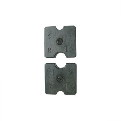 Haupa présbetét, 35-70 mm2, hengeres préselés, kétoldalú présbetét | 215154