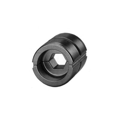 HAUPA Présbetétek standard csősaruk és összekötők, hatszögpréselés, 50 mm2, pb 13 | 216016