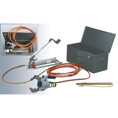 Haupa hidraulikus biztonsági / FAM / vágókészlet, 95 Ø