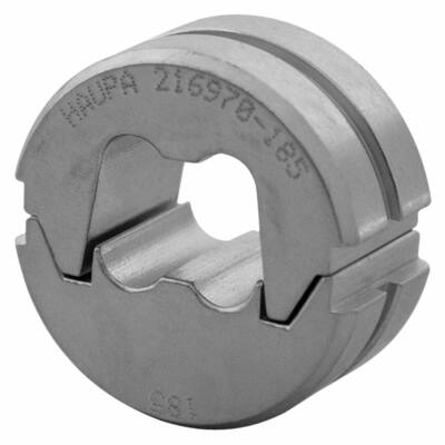 HAUPA Présbetét érvéghüvelyekhez, 25 mm2 | 216956